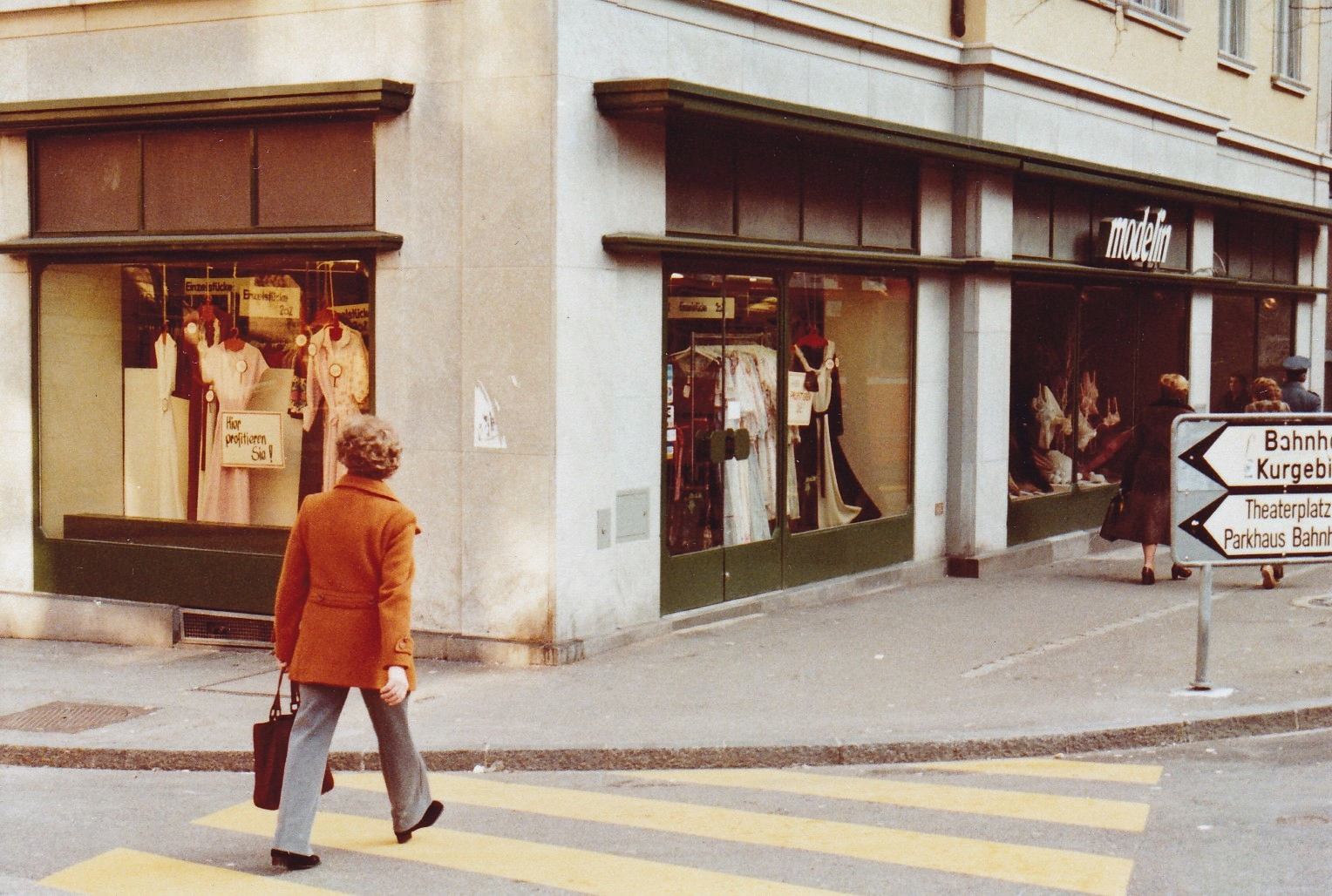 Bild Modelin 1985