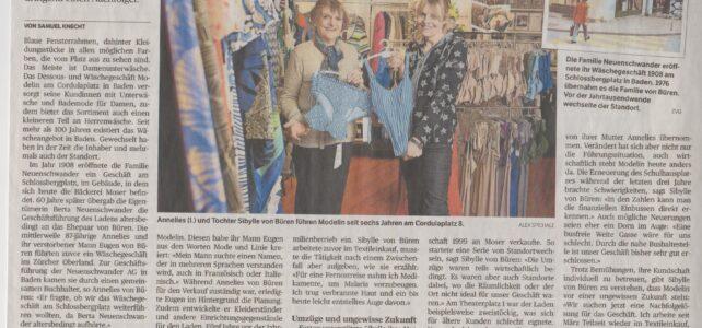 Aargauer Zeitung – Badener Tagblatt